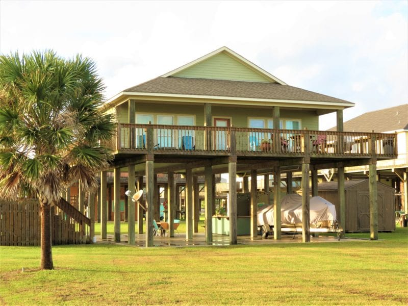 Beach Homes for Rent Crystal Beach, TX
