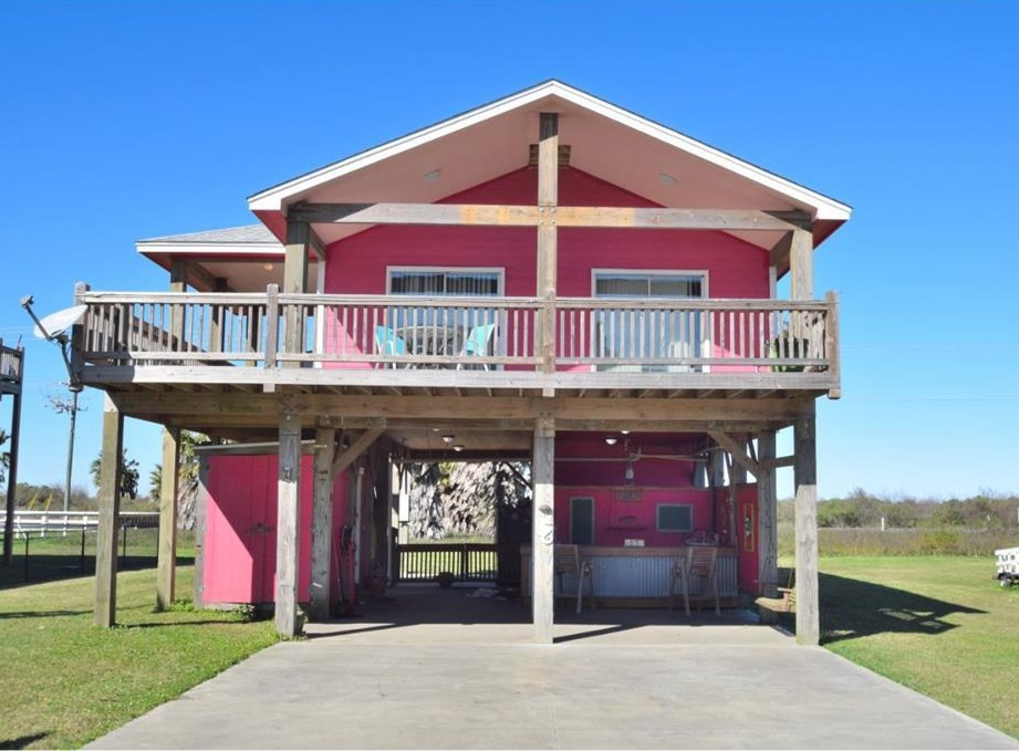 2631 Palm Drive Crystal Beach, TX